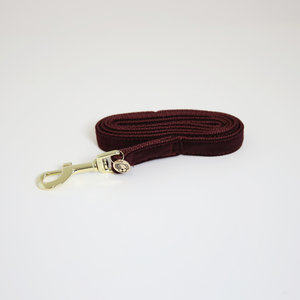 Leiband Kentucky corduroy bordeaux